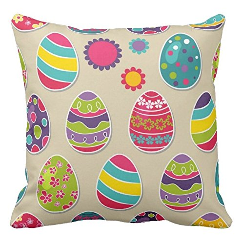 Giftcart Easter Eggy Cushion