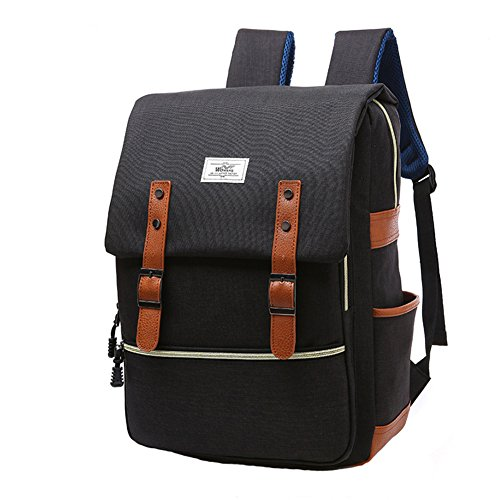 unisex-casual-vintage-backpack-british-style-students-oxford-fabric-backpack-leisure-knapsack-solid-
