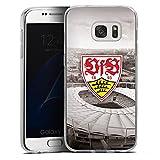 DeinDesign Samsung Galaxy S7 Silikon Hülle Case Schutzhülle VfB Stuttgart Fanartikel Stadion