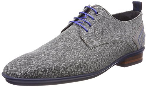 Floris van Bommel Herren 14007 Derbys, Grau (Grey), 45 EU (10.5 UK)