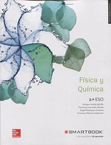 Física Y Química. 2º ESO (+ Código Smartbook) - 9788448609023 por Enrique Andrés Del Rio