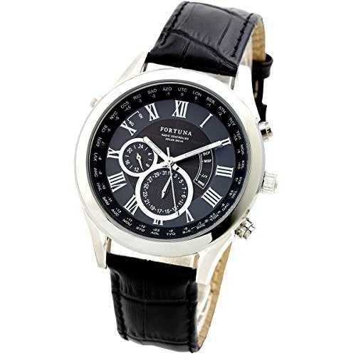 fortuna-radio-wave-solar-powered-automatic-time-setting-perpetual-calender-world-time-mens-watch
