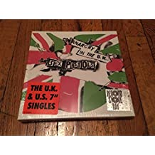 Anarchy In The UK: The UK & US Singles [Vinilo]