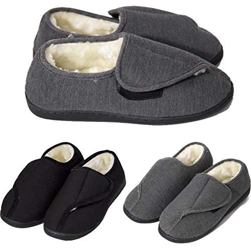Pantofole da uomo morbide