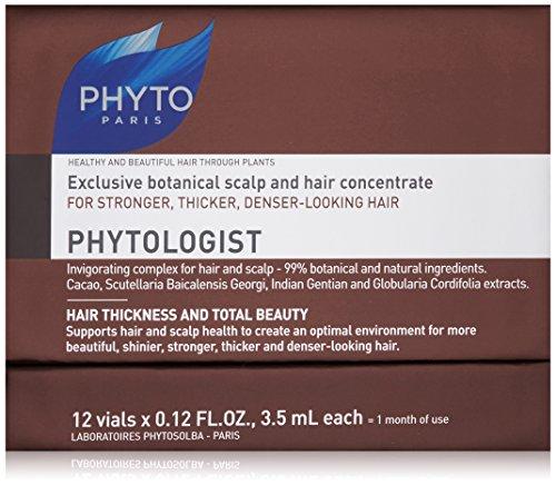 Phyto Phytologist 15 Traitement Antichute Absolu pour Femme 12 x 3,5 ml