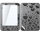 Tolino Vision 1, 2, 3HD, 4HD Skin NASSE OBERFLAECHE Sticker Handy Folie Aufkleber + Wallpaper, Schutzfolie Fuer Cover
