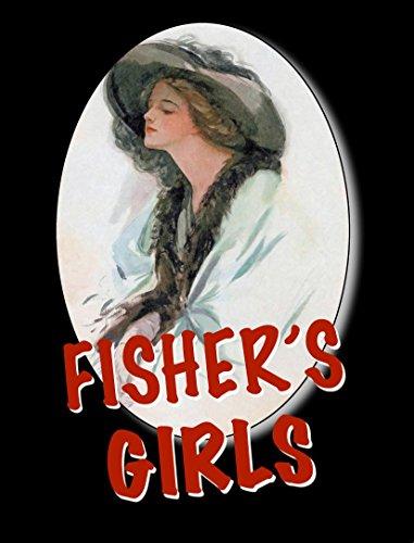 Fisher's Girls: Harrison Fisher - Great American Illustrator (English Edition) -