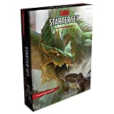 Dungeons & Dragons Starter Set (Six Dice, Five Ready-To-Play D&d...
