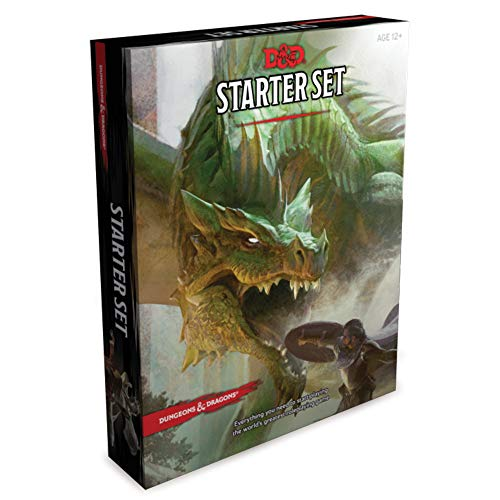 Dungeons & Dragons Starter Set: Fantasy Roleplaying Game Starter Set por Wizards Rpg Team