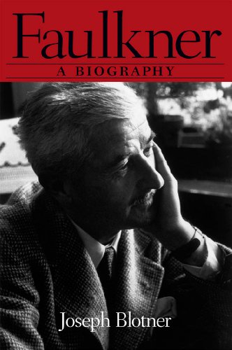 Faulkner: A Biography (Southern Icons Series) (English Edition)