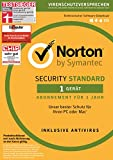 Software - SYMANTEC Norton Security Standard (1 Gerät - PC und Mac)