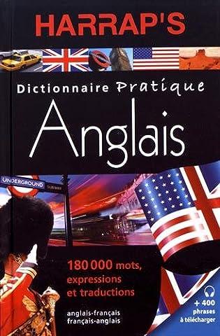 Francais Anglais - Harrap's Dictionnaire Pratique