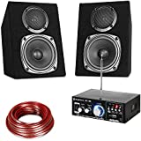 Sonido estéreo Hi-Fi USB SD MP3–30W