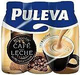 Puleva Café con Leche - Pack de 6 x 1 L