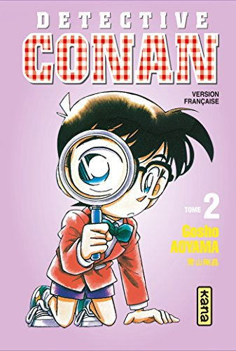 Détective Conan - Tome 2 par Gosho Aoyama