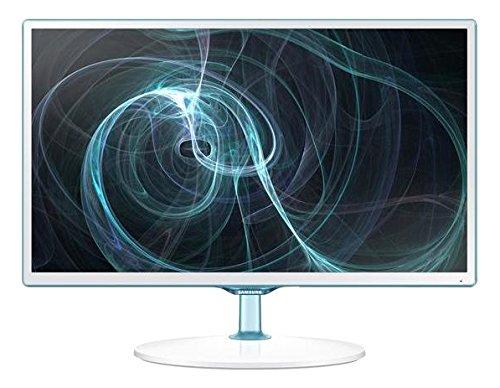 """Samsung T24D391EI 24"""" Full HD White LED TV - LED TVs (61 cm (24""""), 1920 x 1080 pixels, Full HD, LED, DVB-T2, White)"""