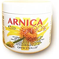 ARNICA 90 % GEL 500ml contro traumi distorsioni ANTINFIAMMATORIO OFFICINALIS