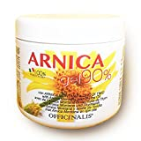 Officinalis Arnica Gel 90%, Gel contro traumi distorsioni, Antinfiammatorio, 500ml