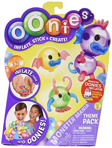 Oonies 34944 Bastel-und Spielset, Mehrfarbig, One Size (Bastelpackungen Jungen Für)
