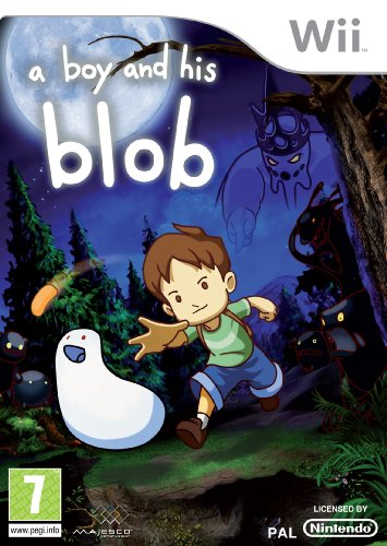 A Boy and His Blob [UK Import]