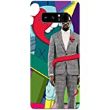 Samsung Note 8 Cases And Covers Kayne West Minimal For Kayne West Fans Designer Printed Hard Shell Case