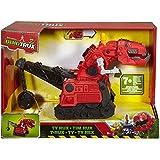 Mattel Dino Trux Dpd39Hero Sounds RuxAction Figure