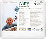 Naty by Nature Babycare Size 4 Eco Pull On Pants, 22 Pants