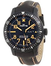 Fortis B42 Mars 500 Day Date 647.28.13.L.13 Reloj Automático para hombres Edición Muy Limitada