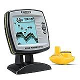 LUCKY Fisch Finder Wireless Sonar Boot Fisch-Finder