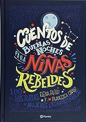 Cuentos de Buenas Noches Para Ninas Rebeldes