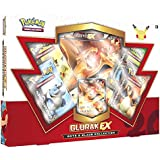 Pokemon 25883 - Kollektion Glurak-EX Box, rot/blau