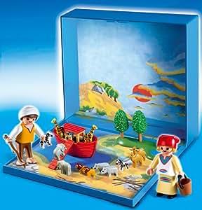 playmobil 4332 microwelt arche noah spielzeug. Black Bedroom Furniture Sets. Home Design Ideas