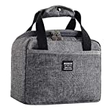 PanStro Lunch Bag Lunch Box Tote Cooler Bag for Men Women Adults Kids Thermal Portable Insulated Waterproof Cooler Lunch Picnic Carry Tote Storage Bag