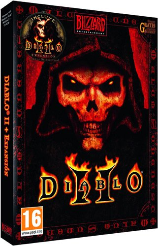 Blizzard Diablo II Expansion Set: Lord of Destruction, PC PC Plurilingüe vídeo - Juego (PC, PC, RPG (juego de rol), Modo multijugador, M (Maduro))