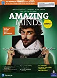 Amazing Minds. Compact. Fascicoli DVDR [Lingua inglese]