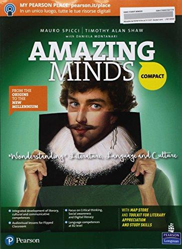 Amazing Minds. Compact. Fascicoli DVDR [Lingua