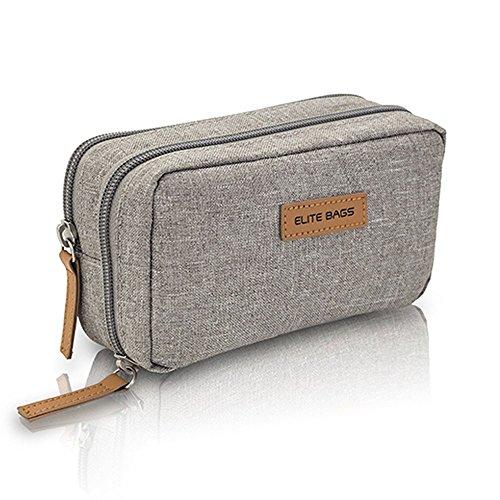 Bolsa estuche isotérmico para diabéticos gris, Diabetic´s de Elite Bags