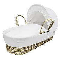 Kinder Valley Waffle Moses Basket