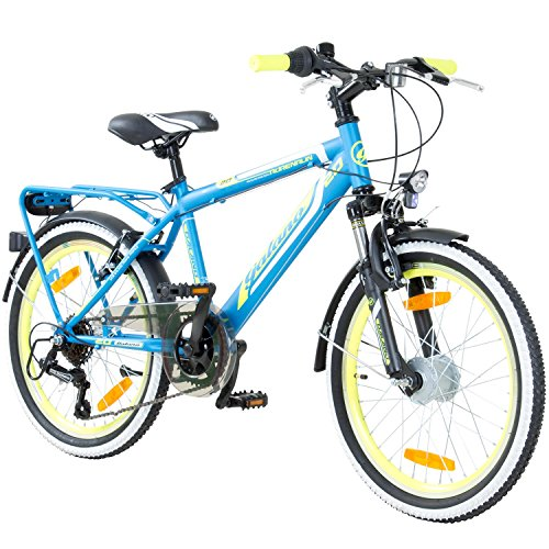 Galano 20 Zoll MTB Jugendfahrrad Adrenalin Kinderfahrrad Mountainbike
