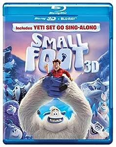 Smallfoot (Blu-ray 3D & Blu-ray) (2-Disc)