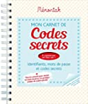 Carnet de codes secrets M�moniak 2017