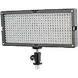 Bresser F001177 Bi couleur LED Light Panel SL-360A Slimline (21,6 watts, 1200LUX)