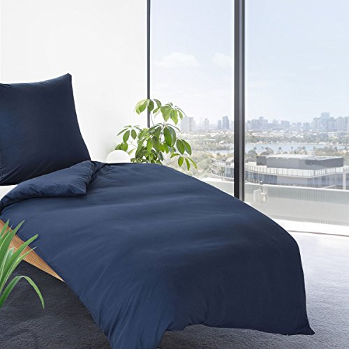 Bettwaren Wäsche Matratzen Bettwäsche 155x220 80x80 Schlafgut