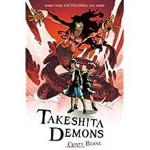 Mer-Monster: Japanese yokai fantasy adventure (Takeshita Demons Book 4)