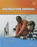 Steck-Vaughn GED: Test Prep Instructor's Guide 2014