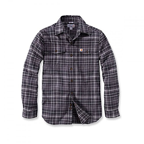 Trumbull Slim Fit Flannel Shirt