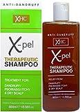 Shampooing thérapeutique Xpel, traitement pour les pellicules psoriasis sec démangeaisons du cuir chevelu (300ml)