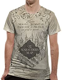 85b04ec40 Amazon.co.uk: Harry Potter - Tops, T-Shirts & Shirts / Men: Clothing