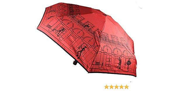 Parapluie Pliant Paris Ivoire Parapluies Chantal Thomass