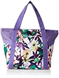 Desigual Women's BOLS_L Shopping Shoulder Bag, Purple (3168 Purple Opulence), 13 x ...